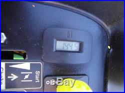Nice John Deere Z225 Zero Turn Mower With Only 144 Hours