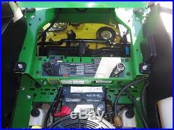 Nice John Deere Z425 Zero Turn Mower With Only 210 Hours