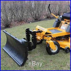 Nordic Auto Plow (49) Zero Turn Mower Plow Blade