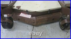 OEM Grasshopper COMPLETE 44 DECK 2144 fits 1210 1212 1622 1822 2132 Front Mount