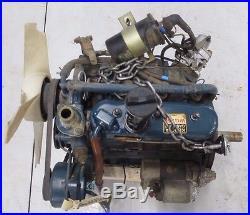 OEM Grasshopper Kubota Gas WG750 25HP Liquid Cooled Engine / Motor 725 725G2 ZTR