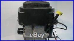 OEM Kohler Courage 23HP Engine sv720-0023 Vertical Shaft complete Fit Zero Turn