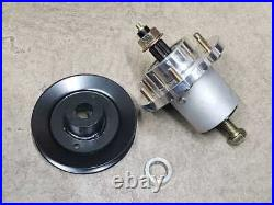 Qty 3 Great Dane Chariot Super Surfer Zero Turn Lawn Mower Spindle & Pulley Kit