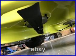 RYOBI 42 in. 100 Ah Battery Electric Riding Zero Turn Mower RY48ZTR100