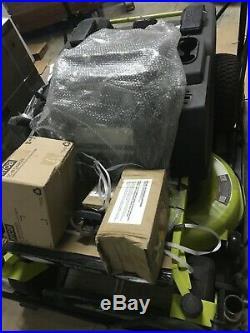 RYOBI 42 in. 100 Ah Battery Electric Zero Turn Mower Heavy Duty Steel Deck