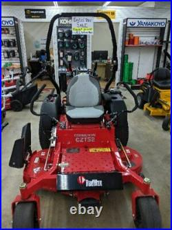 Redmax lawn mower CZT52 52 in deck zero turn