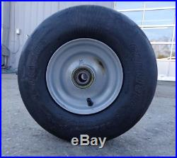 Run Flat Proof Tires 13x5 Zero Turn Mower
