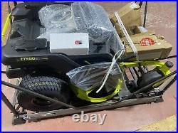 Ryobi 42 in. 100 Ah Battery Electric Zero Turn Mower (RY48ZTR100)