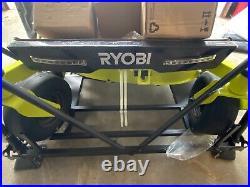 Ryobi 42 in. 75 Ah Battery Electric Zero Turn Mower (RY48ZTR75)