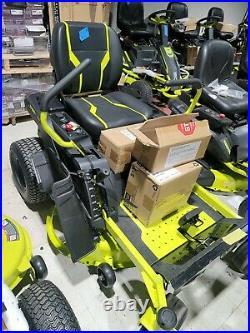 Ryobi 42in. 75Ah Battery Electric Zero Turn RY48ZTR75 Zt480e Salesman sample #4