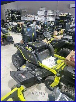Ryobi 54in. 115Ah Battery Electric Zero Turn Mower RY48140 ZT540E Salesman sam#8