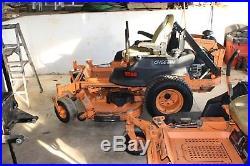 SCAG CHEETAH, 61 Kohler ECV940 EFI 35HP 999cc