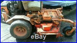 SCAG Turf Tiger Mower 61 Deck Zero Turn