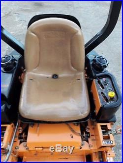 Scag 36 Zcat Zero Turn Mower 19Hp kawasaki Engine