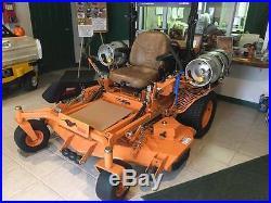 Scag Turf Tiger Dual Fuel Gas &/or Propane Zero Turn Mower