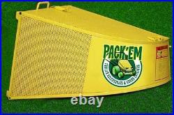 Scag Walk Behind Zero Turn SWZT36 Grass Catcher Bagger 4.4 cubic ft. PK-OB4