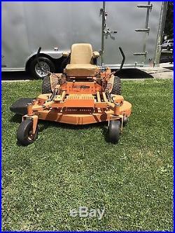 Scag Zero Turn Mower 61 Turf Tiger LOW HOURS