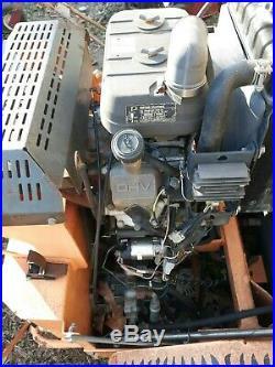 Scag zero turn mower turf tiger 61 deck