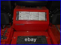 Simplicity Citation Zero Turn Lawn Mower // 61 Fabricated Deck // 28hp