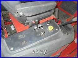 Simplicity Citation Zero Turn Mower With Suspenson // New 27hp Engine