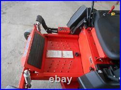 Simplicity Courier Zero Turn Mower / 48 Deck / Full Suspension // 23hp