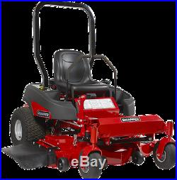 Snapper 550Z with 25 HP Briggs 61 cut REDUCED