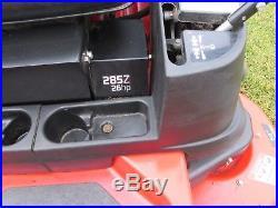 Snapper Zero Turn Riding Mower 26 HP 52 deck