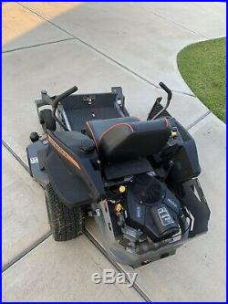 Spartan RZ Zero- Turn Riding Lawnmower