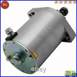 Starter Motor For Kawasaki 21.5-24Hp FR651V FR691V FR730V FS481V Zero Turn Mower