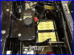 TORO 60 ZERO TURN MOWER 27 HP. KOHLER ENGINE Super Low 333 Hours