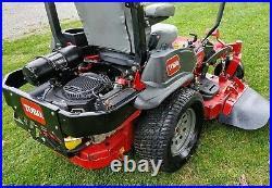 TORO Z MASTER 3000 Series 74955 Commercial 52in Zero Turn Mower Suspension Seat