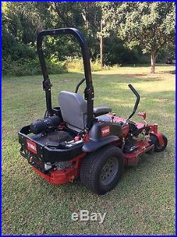 TORO Z Master Commercial Zero Turn 52 Mower-Only 254 hrs! Excellent
