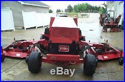 Toro 580-D GroundsMaster Mower 16' cut Diesel
