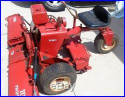 Toro 70 Professional Reel Mower