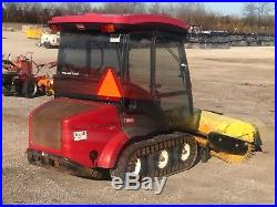 Toro 7210 Groundsmaster Polar Trac 72 Zero Turn Riding Lawn Mower Broom Cab