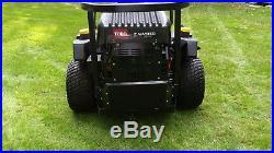 Toro 72 DIESEL zero turn mower / Only 370 hours