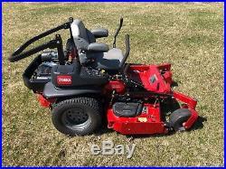 Toro 74926 60 Commercial Zero Turn Sit Down Riding Lawn Mower 6000 26.5 Kohler