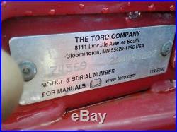 Toro Grandstand 52 Stand On / Walk Behind Zero Turn Mower. 23hp Kawasaki 1222 Hr