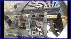 Toro Groundsmaster Zero Turn 7200 Kubota D902 Diesel 72 Mower Ztr 980hrs