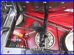 Toro Groundsmaster Zero Turn 7210 Kubota 37 hp. Turbo Diesel 72 Rotary Mower
