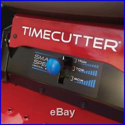 Toro TimeCutter 50 in. 24.5 HP V-Twin Zero-Turn Riding Mower with Smart Speed