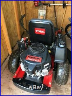 Toro TimeCutter Z4235 Riding Mower Zero Turn 42 Kawasaki Engine