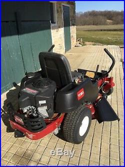 Toro Timecutter SS4260 Zero Turn Lawn Mower 42 Deck