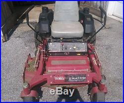 Toro Z Master 44inch Zero turn mower Commercial Grade