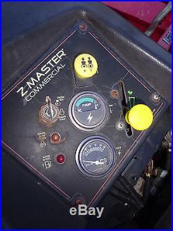 Toro Z-Master 72 Commercial DIESEL ZERO TURN RUNS 100% CLEAN! Mower ZMaster
