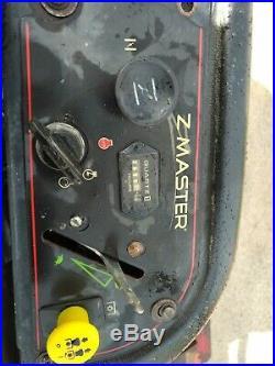 Toro Z-Master SERIES USED 52 MOWER Toro, zero turn mower, ztr, commercial