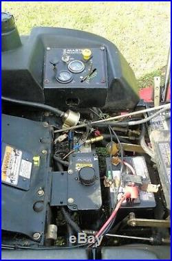 Toro Z Master Zero Turn Lawn Mower, Liquid Cooled Kawasaki Engine FREE SHIPPING