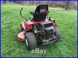 Toro Zero Turn Mower ZMaster 60 Deck 22hp Kohler Motor