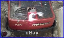 Toro Zero Turn Riding Mower, Wheelhorse 16 hp Riding Lawn Mower proline 16Z