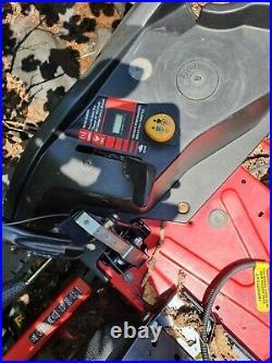 Troy Bilt Briggs and Stratton 46 Mustang 24HP Zero Turn mower